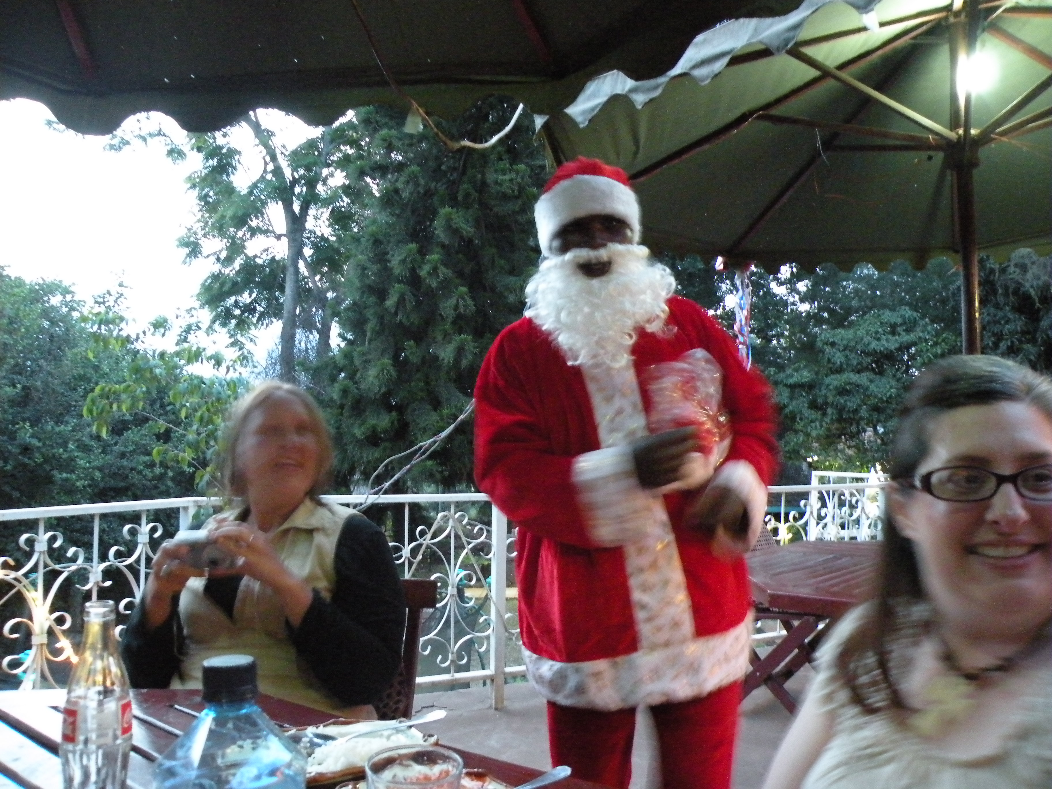 Thanksgiving and Christmas in Kenya! (Dec 27, 2010) | Pam's Calling